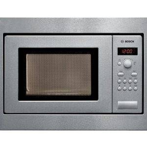 Bosch HMT75M551B Built In Compact Microwave 36cm high 60cm wide