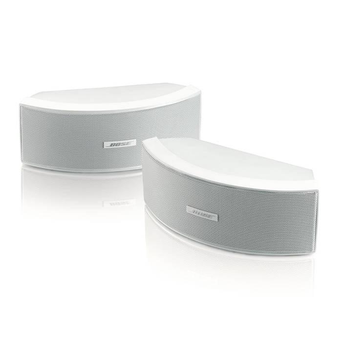 Bose 151 Enviromental Speakers - White