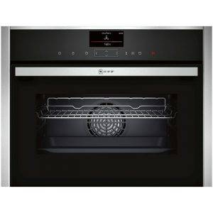 Neff C17FS32N0B Compact Steam combination Oven With Shift Controls