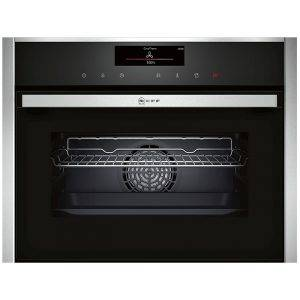 Neff C18FT56N1B Built in Compact Steam Combination Oven