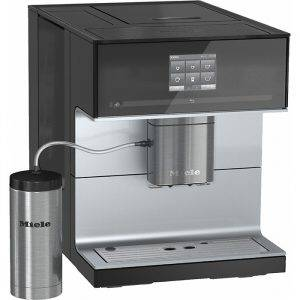 Miele CM7300 Countertop Coffee Machine With Cup Sensor & C-Touch Controls