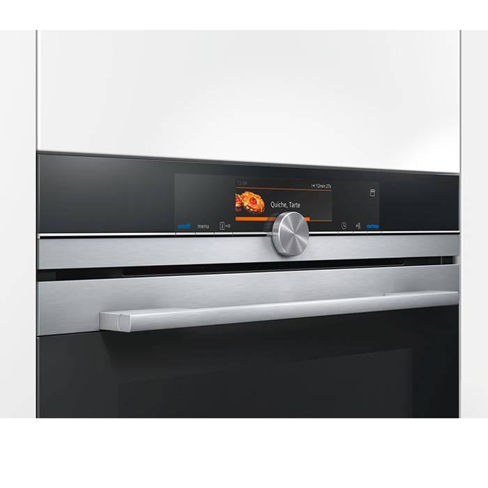 Siemens CS658GRS1B IQ700 Compact Steam Oven