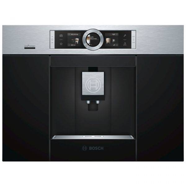 Bosch CTL636ES6 Fully automatic bean-to-cup coffee centre