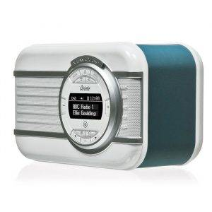 View Quest CHRISTIE-TL Christie DAB/DAB+/FM Radio With NFC & Bluetooth
