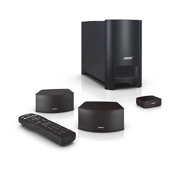 bose cinemategs cinemate gs digital home cinema speaker. Black Bedroom Furniture Sets. Home Design Ideas