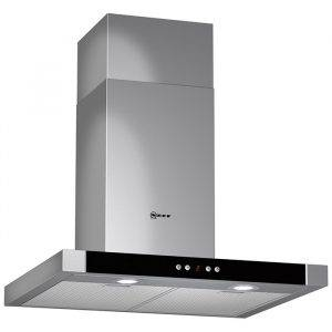 Neff D76M55N0GB Series 3 Box Design 60cm ChimneyHood