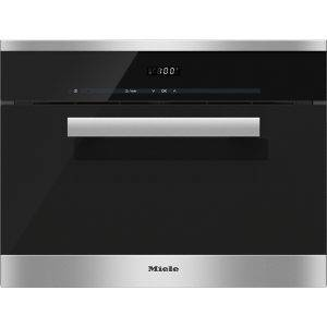 Miele DG6200 PureLine 45cm Steam Oven With Easy Sensor Controls
