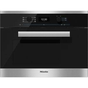 Miele DG6400 PureLine Steam Oven With DirectControls