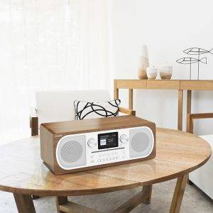 Pure EVOKE CF6 Stereo all-in-one music system with internet radio and Bluetooth