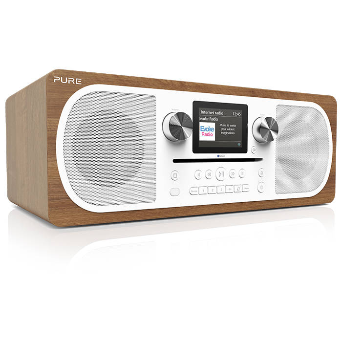 Canopy Radio System : Pure evoke cf stereo all in one music system with