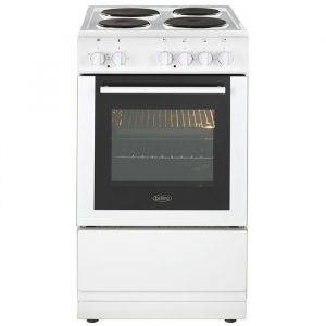 Belling FS50ESWHI Single Oven Electric Cooker
