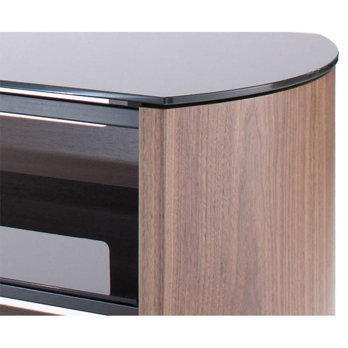 Alphason Designs FW7504WB 4 Shelf Hifi Stand For Up To 37