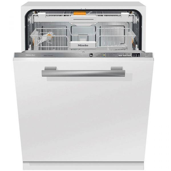Miele G6660SCVI Fully-Integrated Dishwasher With Auto-Open Drying