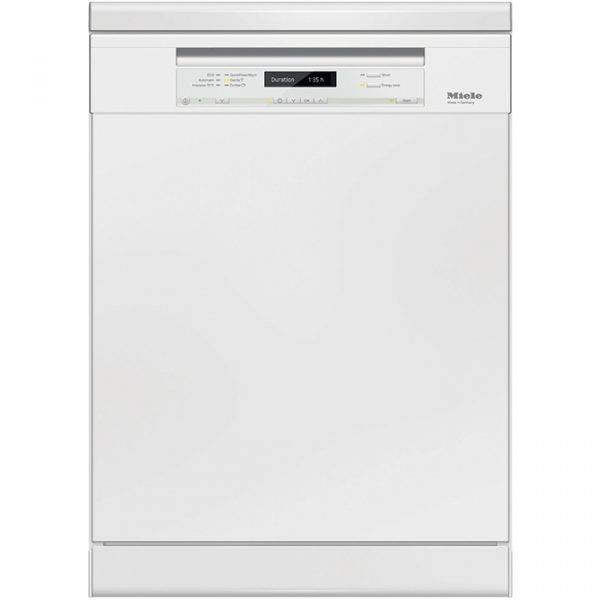 Miele G6730SC 14 Place Setting Dishwasher With Cutelry Tray+, Auto Open Drying & Quick PowerWash