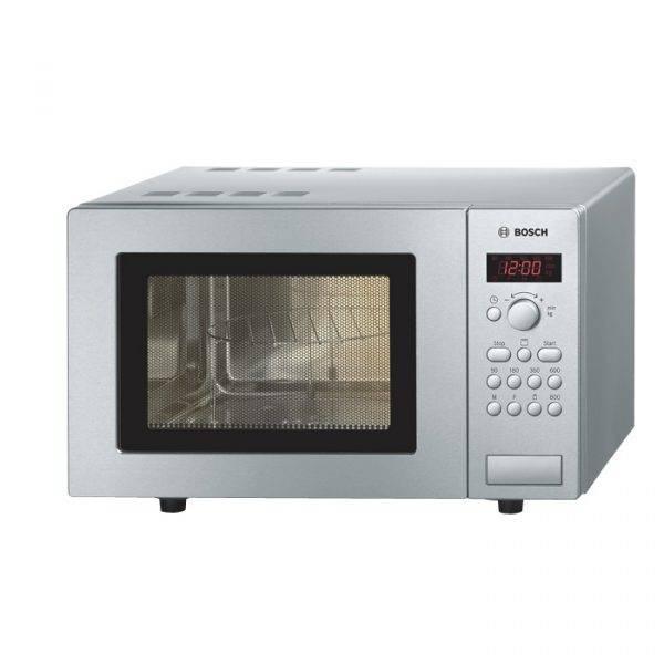 Bosch HMT75G451B Freestanding LED Microwave 1000W / Quartz Grill