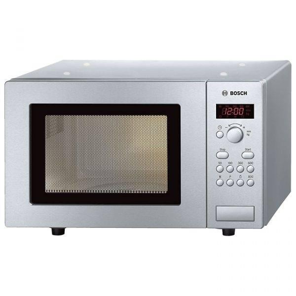Bosch HMT75M451B Freestanding LED Microwave 800W