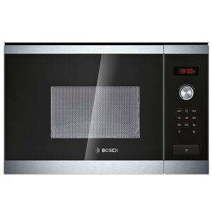 Bosch HMT75M654B Built-in Compact 60cm Microwave Oven