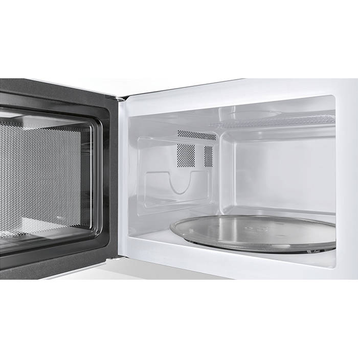Bosch HMT84M421B Freestanding Electronic 25 litre Microwave