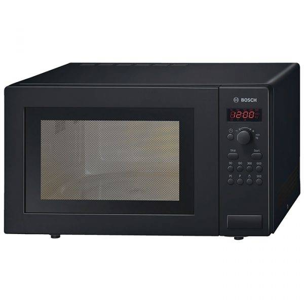 Bosch HMT84M461B Freestanding Electronic 25litre Microwave