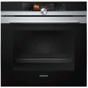 Siemens HS658GES6B Built-in Single HomeConnect Combi-Steam Oven