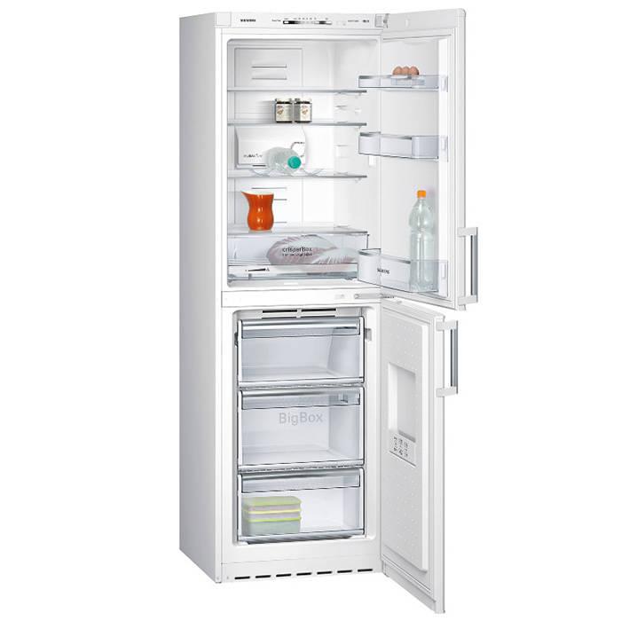 siemens kg34nvw24gb 60cm no frost fridge freezer gerald giles. Black Bedroom Furniture Sets. Home Design Ideas