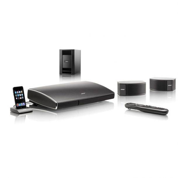 Bose LIFESTYLE235B Lifestyle Home Entertainment System 2.1 -