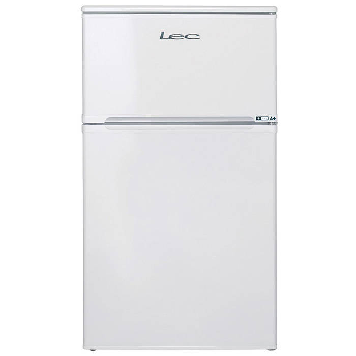 LEC T50084W Under Counter Fridge/Freezer 47cm - Gerald Giles