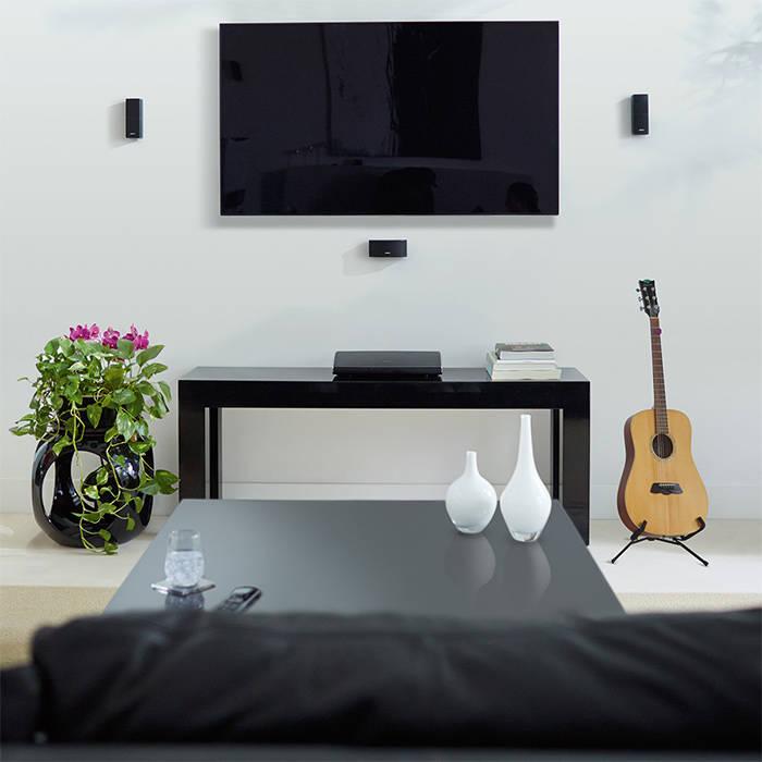 Bose LIFESTYLE535S3B Lifestyle 535 Series 3 Home Entertainment ...