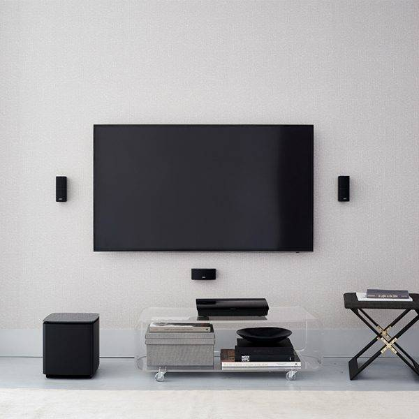 Bose Lifestyle® 600 Home Entertainment System - Black
