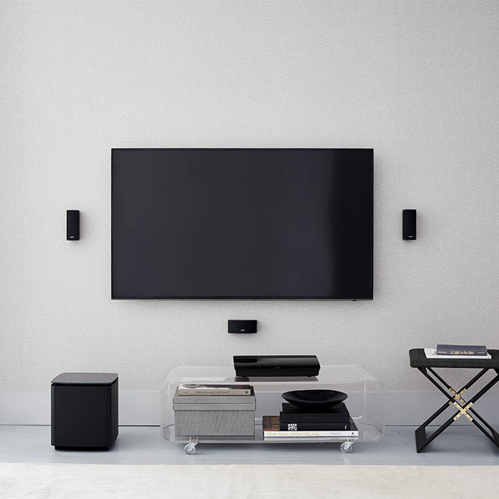 Bose Lifestyle 174 600 Home Entertainment System Black