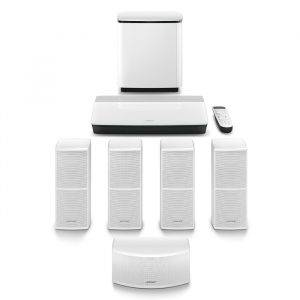 Bose Lifestyle® 600 Home Entertainment System - White