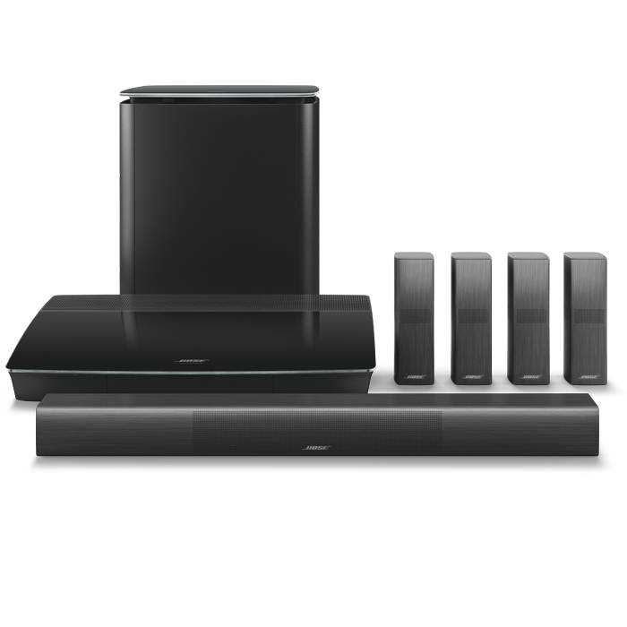 Bose Lifestyle® 650 Home Entertainment System - Black