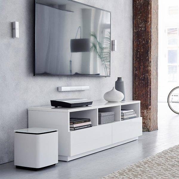 Bose Lifestyle® 650 Home Entertainment System - White