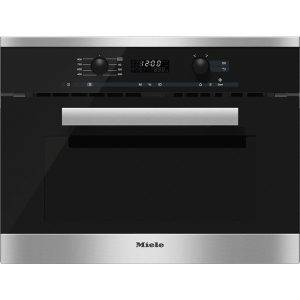 Miele M6260TC PureLine 45cm Microwave with Top control