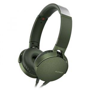 Sony MDRXB550APG EXTRA BASS Headphones