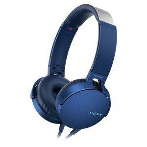 Sony MDRXB550APL EXTRA BASS Headphones
