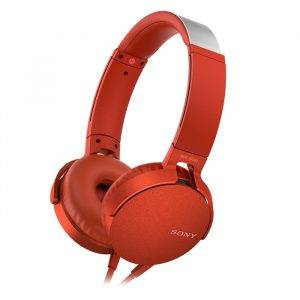 Sony MDRXB550APR EXTRA BASS Headphones
