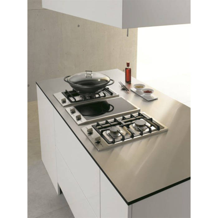 Kitchen Outlet Hob ~ Miele cs g combiset range gas wok hob gerald giles