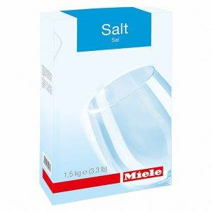 Miele 07843460 Care Collection Reactivation Salt 1.5Kg