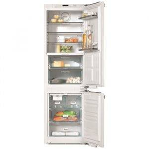 Miele KFN37692IDE 177cm Built in Frost Free Fridge Freezer With Plumbed Ice Maker & Perfect Fresh