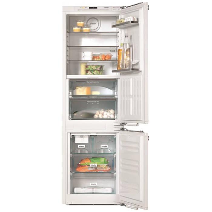 Miele Kfn37692ide 177cm Built In Frost Free Fridge Freezer