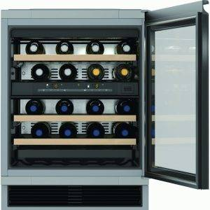 Miele KWT6321UG Built Under 2 Temperature zone Wine Conditioner
