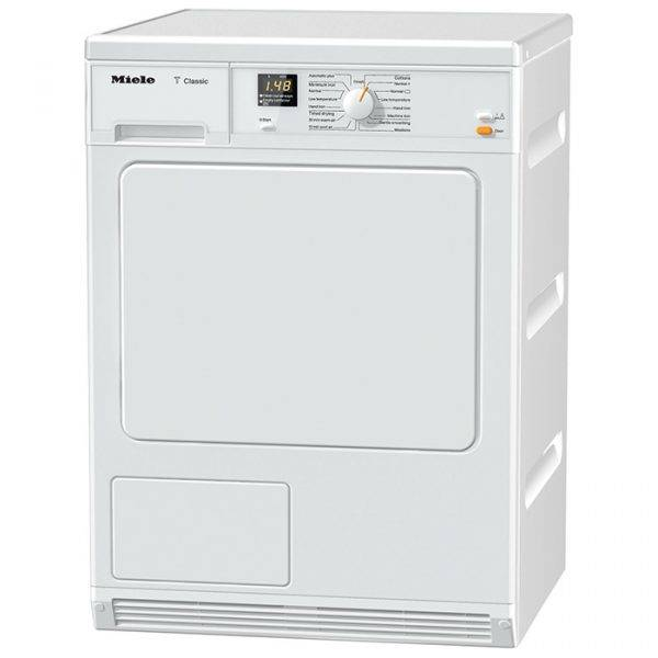 Miele TDA140C Classic 7Kg Condenser Tumble Dryer With Drum Lighting