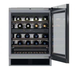 Miele KWT6322UG Built in 2 Zone wine Conditioner With Push 2 Open