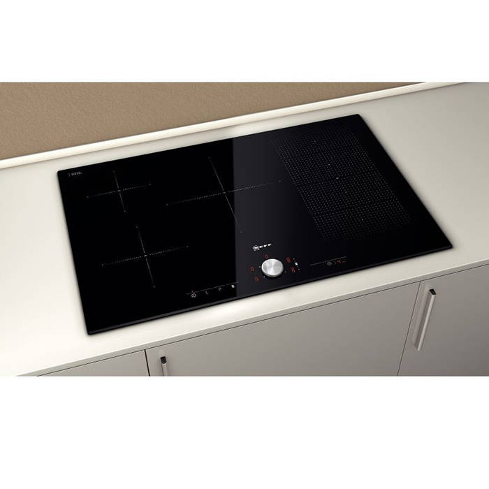 neff t51t86x2 75cm electric induction hob with 5 zones gerald giles. Black Bedroom Furniture Sets. Home Design Ideas