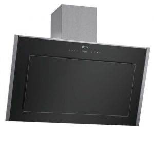 Neff D39DT57N0B 90cm angled canopy extractor