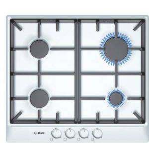 Bosch PCP612B90E Avantixx 60cm Gas Hob with Cast Iron Supports