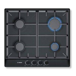 Bosch PCP616B90E Avantixx 60cm Gas Hob with Cast Iron Supports