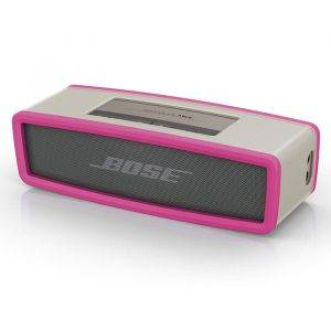 Bose SOUNDLINKMINICOVERPINK Sound Link Mini Soft Cover Pink