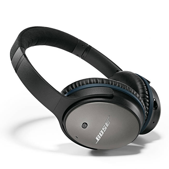ae66297949a Bose QC25B Quiet Comfort 25 Noise Cancelling Headphones - Gerald Giles